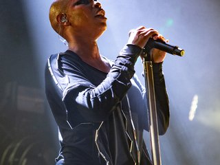 Skunk Anansie - Photo by Michael East